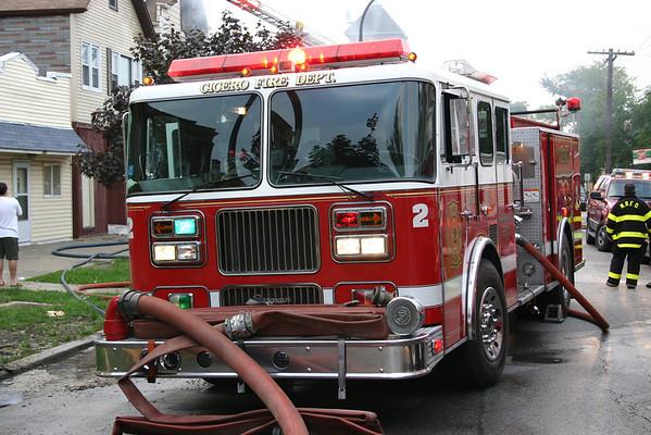 Suburban Fire Apparartus