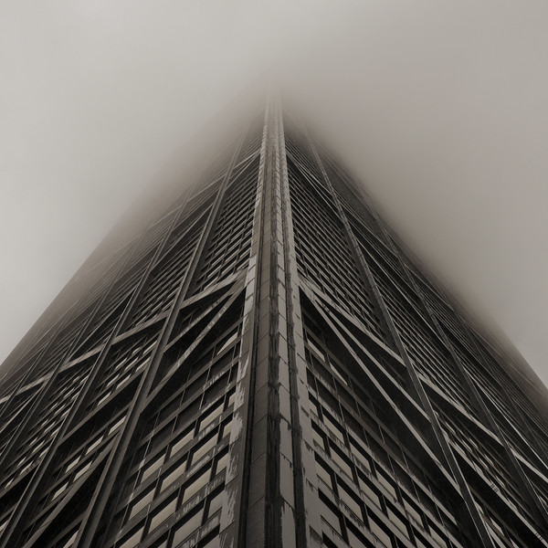 Disappearing Into The Clouds
