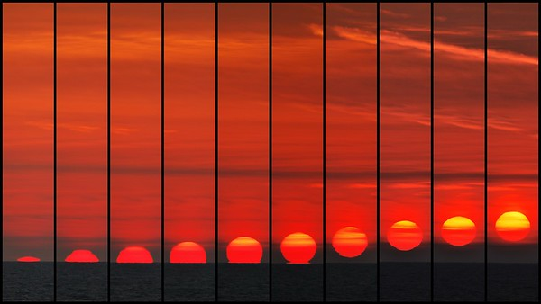 Five Minutes Of A Sunrise