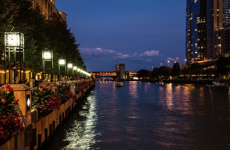 Evening At The River (IX)