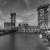 Chicago Amtrak Railroad Bridge BW8436