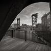 Chicago Amtrak Railroad Bridge 8473