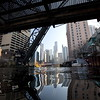 Chicago From Kinzie Bridge 3827
