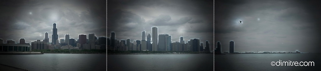 Chicago Pinhole Pan 269