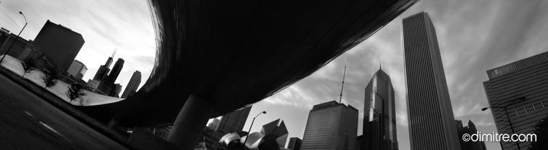 Millennium Park Bridge 0033