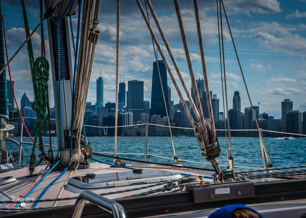 Boat Lake Michigan'17 LR-6999