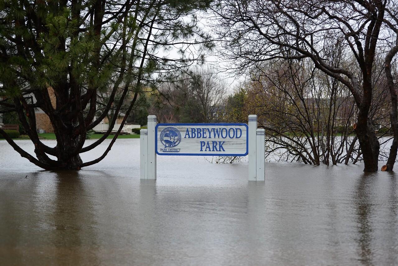 Abbeywood Park Abbeywood Drive Green Trails Lisle IL
