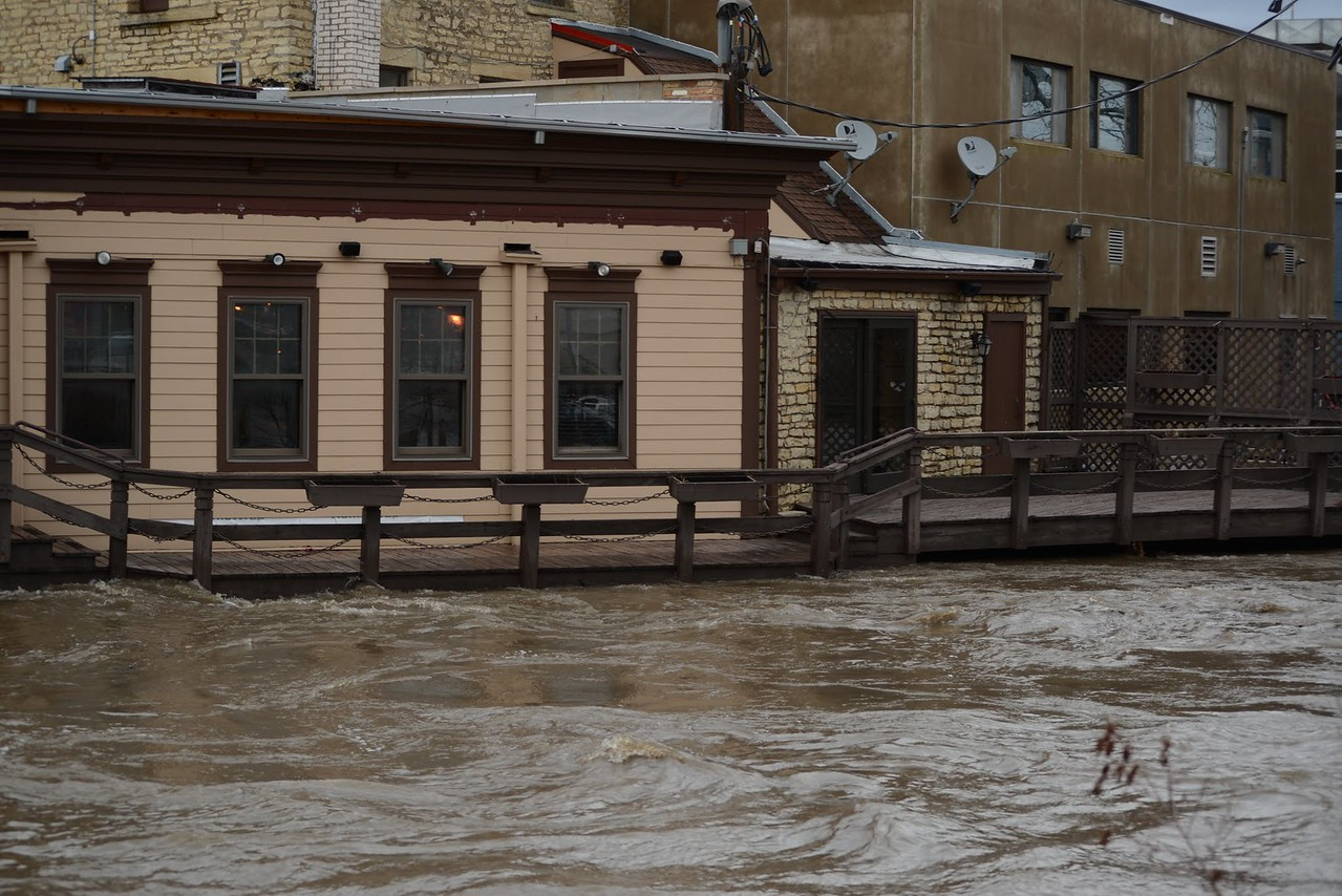 No its not a Riverboat - its one of the stores in Downtoan Naperville IL along the River