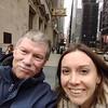 01 Bruce & Carrie on Madison St  bridge