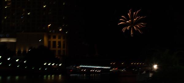 Chicago Summer Fireworks