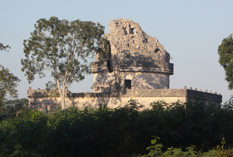 The Observatory (Caracol)