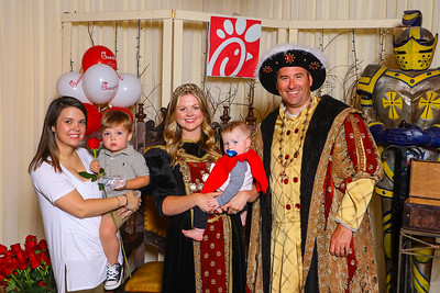 Chick-Fil-A Mother Son Date Knight