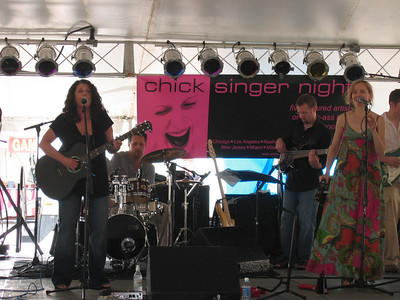 Chick Singer Night 2008
