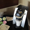 Keurig in all the rooms.  Nice touch.