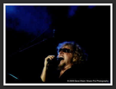 Chickenfoot Rocks the House at Sound Academy