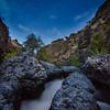 Bidwell Stars over Big Chico Creek
