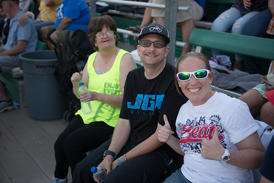 Chico Heat home opener, June 1, 2018,  in Chico, California. (Carin Dorghalli -- Enterprise-Record)