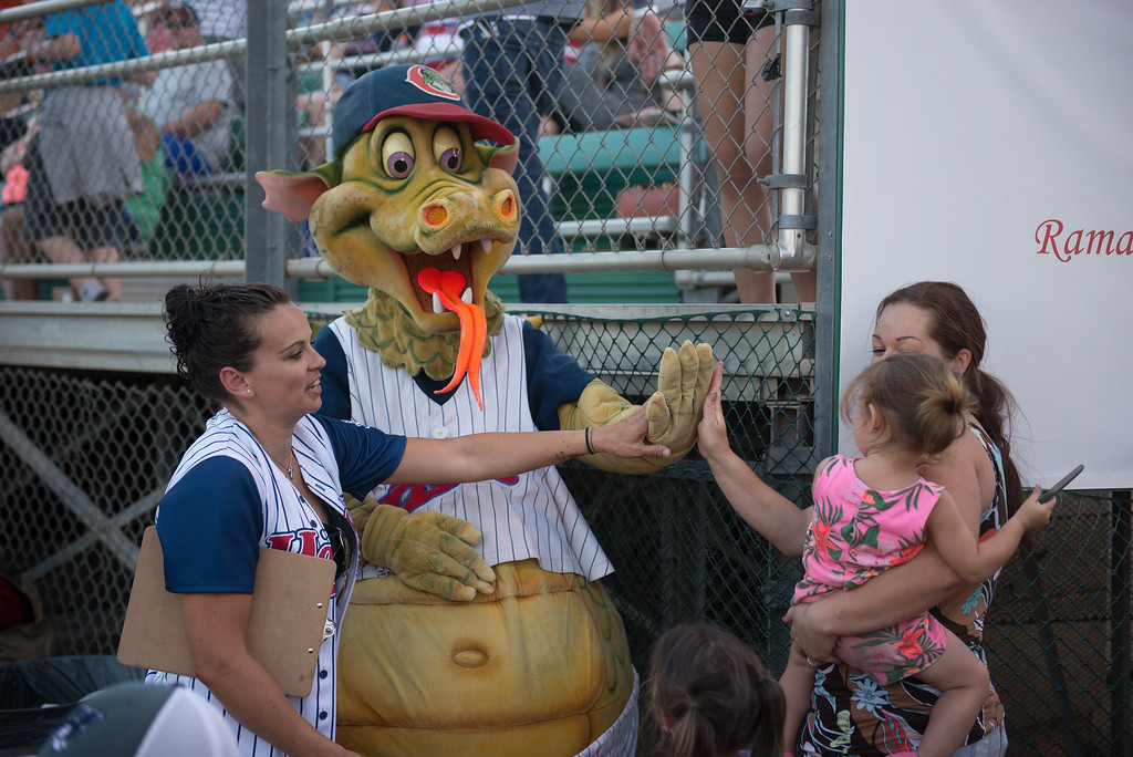 . Chico Heat home opener, June 1, 2018,  in Chico, California. (Carin Dorghalli -- Enterprise-Record)