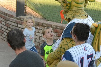 Chico Heat home opener, June 1, 2018,  in Chico, California. (Carin Dorghalli -- Enterprise-Record)