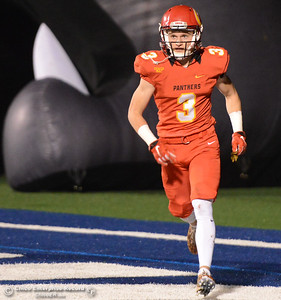 Chico High hosts Pleasant Valley in the Northern Section Division II semifinal football game Friday November 17, 2017 at Asgard Yard in Chico, California. (Emily Bertolino -- Enterprise-Record)