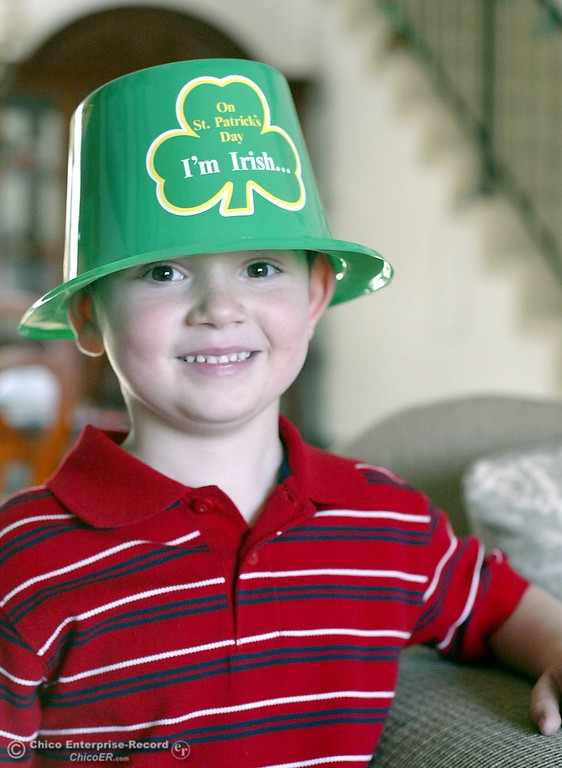 . The Kalkowski kids Christopher 6, Jake 5, Jordan 3 and twin brother J. D. frolic in their Chico home with their parents Matt and Kristen Tuesday March 13, 2007. All of the children are adopted. 