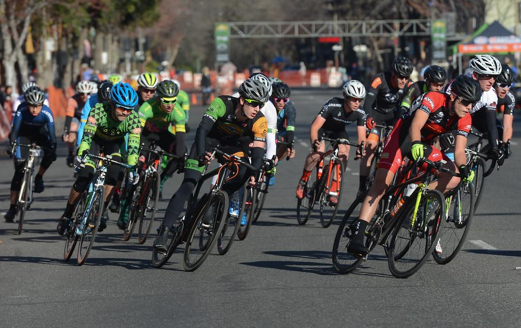 . Chico Stage Races, March 18, 2018, in Chico, California. (Carin Dorghalli -- Enterprise-Record)