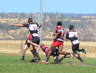 CHICO STATE RUGBY VS CHICO STATE ALUMNI 10/28