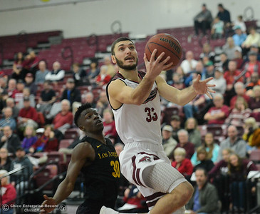 Chico State hosts Cal State LA men and women