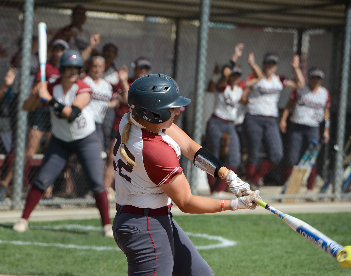 Chico State hosts Cal State San Bernardino on the first day of the 2017 NCAA West Regional Division II Softball Championship Tournament Thursday May 11, 2017 at he University Softball Field in Chico, California. (Emily Bertolino -- Enterprise-Record)
