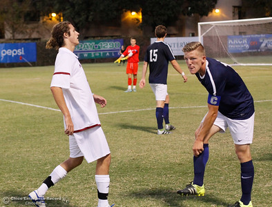 Photos taken during a college men's soccer game between the Chico State Wildcats and Western Washington Vikings Thursday September 1, 2016 at California State University Chico, in Chico Calif. (Emily Bertolino -- Enterprise-Record)