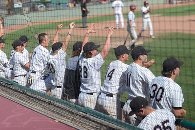 Chico State vs. Stanislaus State, May 4, 2018,  in Chico, California. (Carin Dorghalli -- Enterprise-Record)