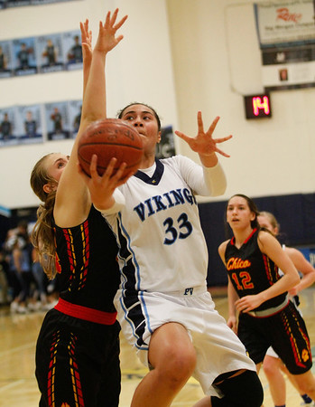 Chico at Pleasant Valley girls basketball