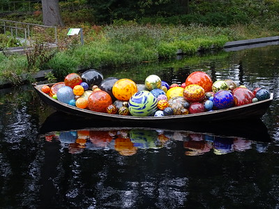 Chihuly and the New York Botanical Gardens