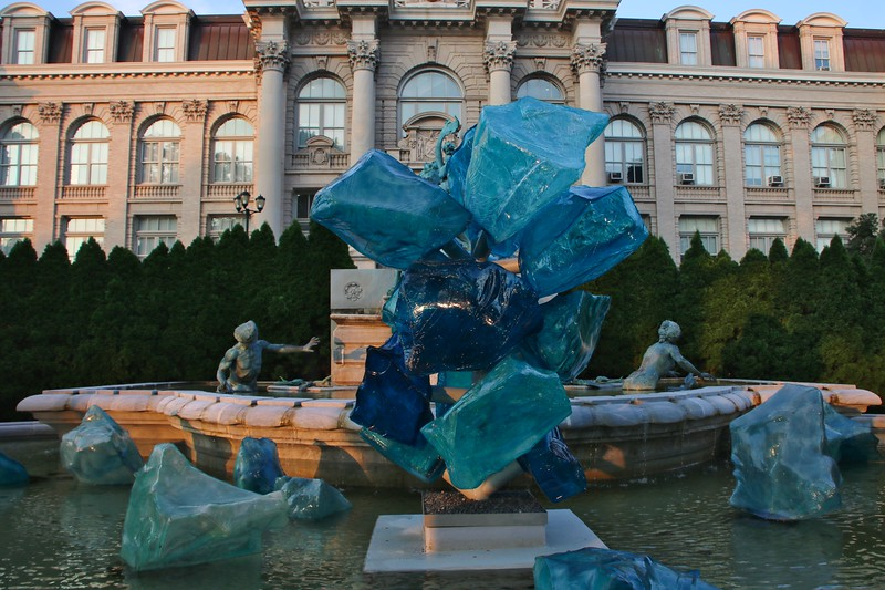 New York Botanical Gardens Chihuly Exhibition