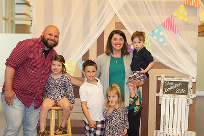 Child Dedications 2018 | Saginaw