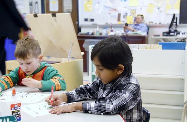 Child Development Class AM and PM  3/8/2018