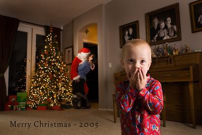I Saw Mommy Kissing Santa