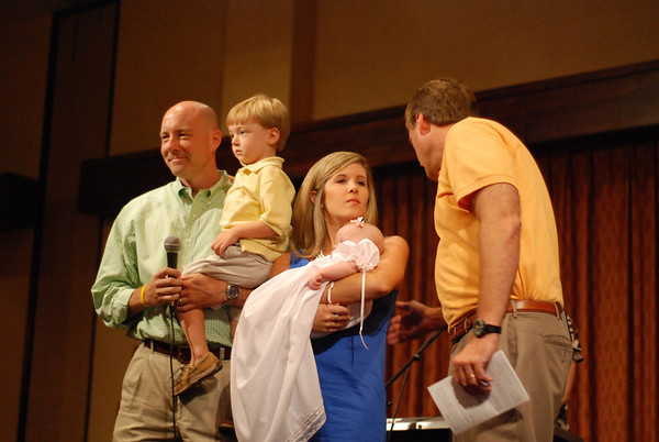 Child/baby dedications