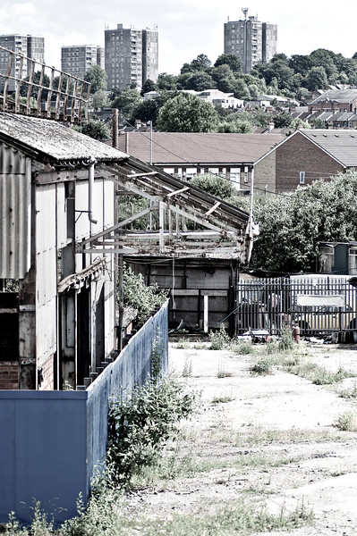 Landscape, West Thamesmead