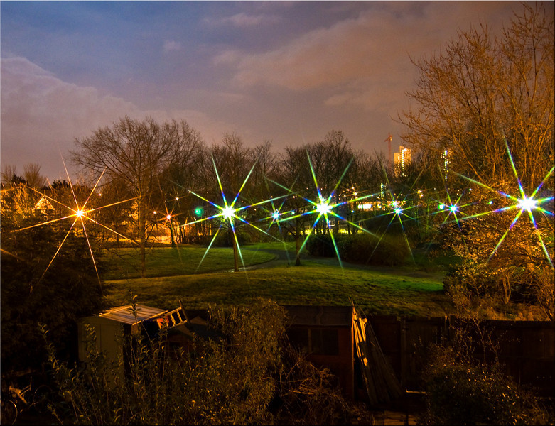 Broadwater Green park