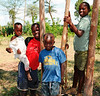 Village Kids, Ahero, Kenya