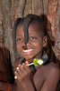 Himba Girl With Lollipop