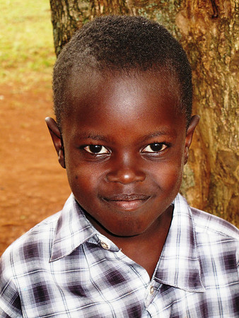 Deaf Boy, Alego, Kenya