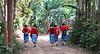 School Girls Oldadai, Tanzania