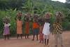 Children carrying firewood Akasombo