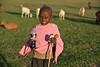 7 Year Old Boy Goat Herder
