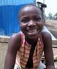 girl, kisumu, obunga, slum, africa, east africa