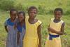 School Girls, Danfa, Ghana