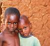 Children in Kamwokya Slum, Kampala, Uganda