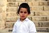 Religious Boy, Tsfat, Israel